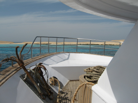 M/Y Seawolf Felo,Ägypten