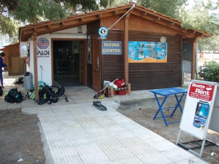 Nireas Diving,Sithonia,Chalkidiki,Griechenland