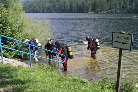 Lunzer See,Österreich