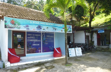 DSM DIVE,Lombok & Gili Trawangan,Allgemein,Indonesien