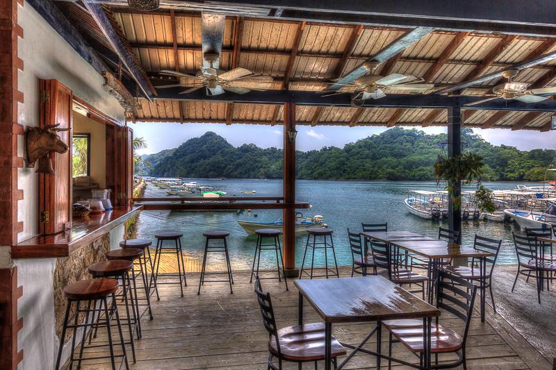 Okeanos Restaurant, Okeanos, Palau, Palau