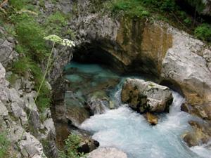 Soca,Slowenien