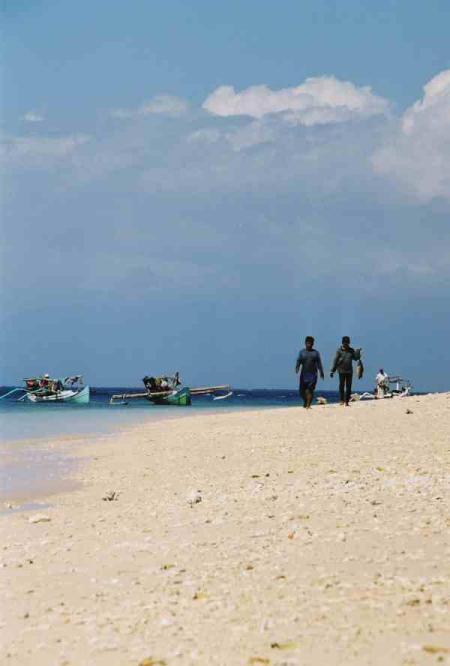 Gili Island,Lombok,Indonesien