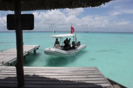 TOPdive Rangiroa,Französisch-Polynesien