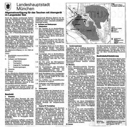Langwieder See (Langwied,bei München,A8->Langwied),Bayern,Deutschland