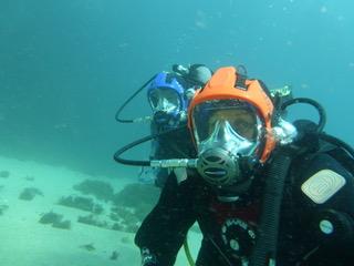 vollgesichtsmaske -  Advanced Kurs, Vollgesichtsmaske, Padi, Ocean Reef, DiveSmart Gozo, Malta, Gozo