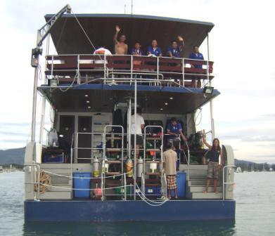 M/V Dive Asia I,Similan,Koh Bon,Koh Tachai,Richelieu,Thailand