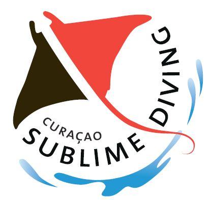 Logo Sublime Diving Curacao, Sublime Diving Curacao, Niederländische Antillen, Curaçao