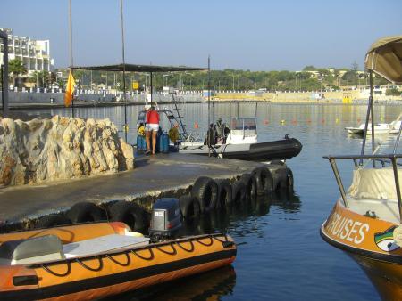 Sea Shell Dive Centre (ex Dive Cove),Mellieha,Malta,Sea Shell Dive Cove
