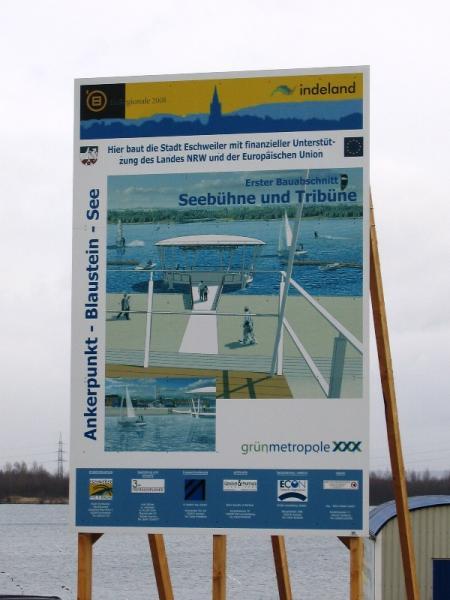 Blausteinsee,Eschweiler,Nordrhein-Westfalen,Deutschland