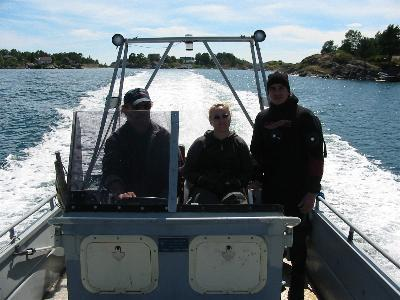 Norway Team Frank / Dive & Adventure,Südnorwegen,Norwegen