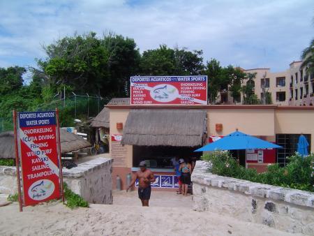 Aqua Inn,Playa del Carmen,Mexiko