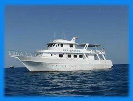 M/Y Seadancer,Ägypten