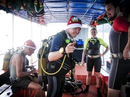 Green Island Divers Koh Mak,Golf von Thailand,Thailand