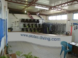 Pirates Diving,Hurghada,Ägypten