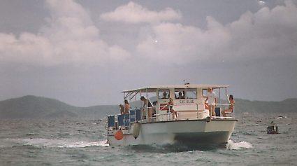 Blue Water Divers,Nanny Cay,Tortola,Britische Jungferninseln