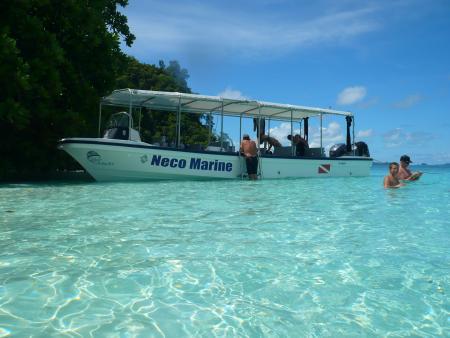 NECO Marine,Palau