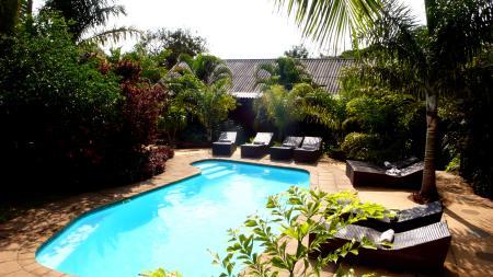 Lidiko Lodge,St.Lucia,Südafrika