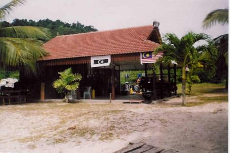 Blue Coral Island Resort,Pulau Lang Tengah,Malaysia