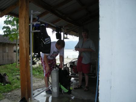 Niki`s Scuba Diving,Panay,Pandan,Antique,Philippinen