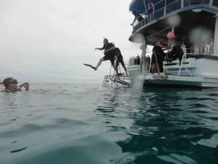 Dive Academy Phuket,Andamanensee,Thailand