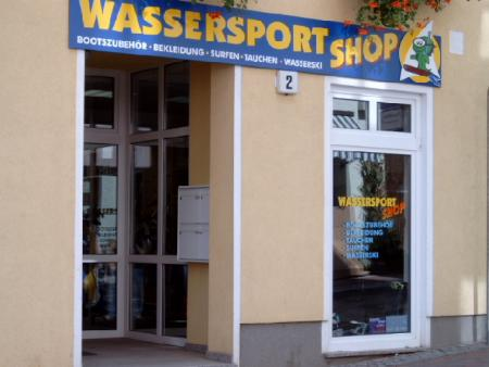 Wassersport-Shop Roger Mader,Waren(Müritz),Mecklenburg-Vorpommern,Deutschland