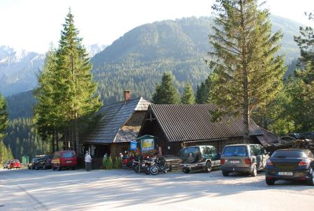 Karlhütte am Hengstpass (OÖ),Österreich