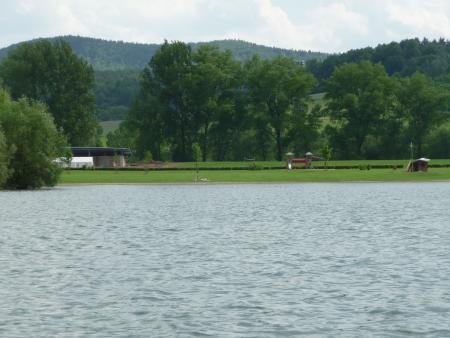 Breitungen/Werra,Kiessee,Thüringen,Deutschland