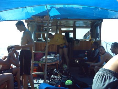 A & P Divers,Incekum (früher in Alanya),Türkei