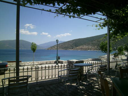 Taverna Sea.Rock ώς,Agia Efimia,Kefalonia,Griechenland