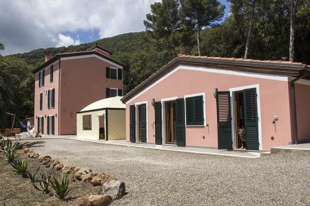 Bed and Breakfast Capopero,Cavo,Elba,Italien