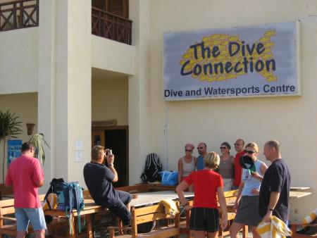 Dive Connection,El Gouna,Hurghada,Ägypten