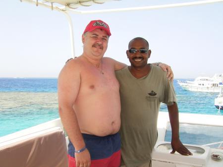 James & Mac,Hurghada,Ägypten