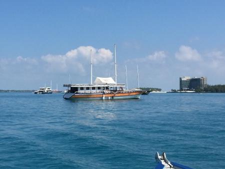 Nautilus One,Malediven