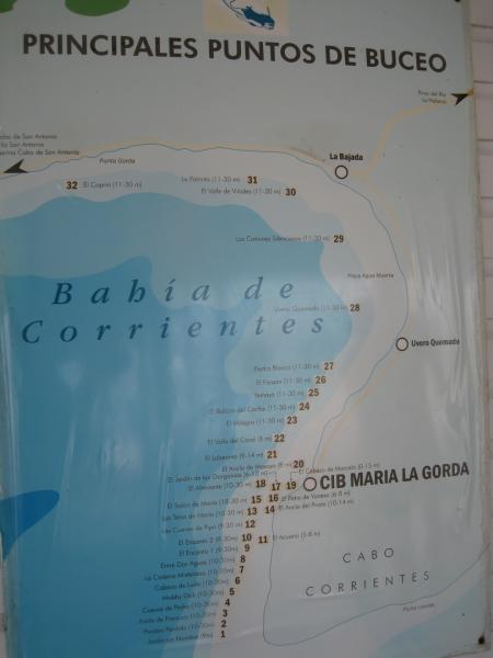 International Diving Center Maria la Gorda,Pinar del Rio,Kuba