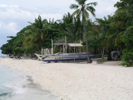 Dolphin House White Beach Divers,Moalboal,Cebu,Philippinen