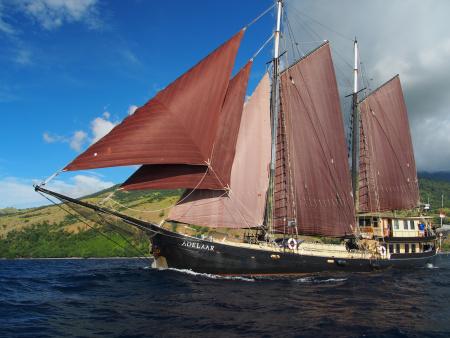 SS Adelaar,Bali - Komodo,Indonesien