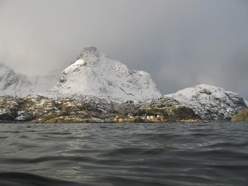 Lofoten/Nusfjord, Lofoten / Nusfjord,Norwegen
