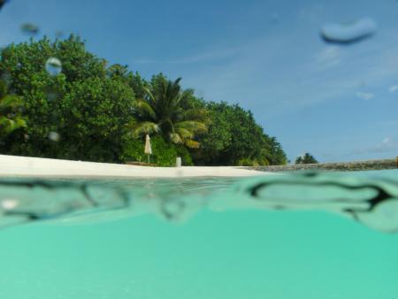 Fesdu Hausriff,Malediven