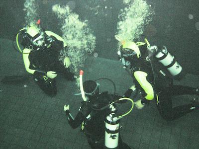 Underwater No.1,Köln,Nordrhein-Westfalen,Deutschland