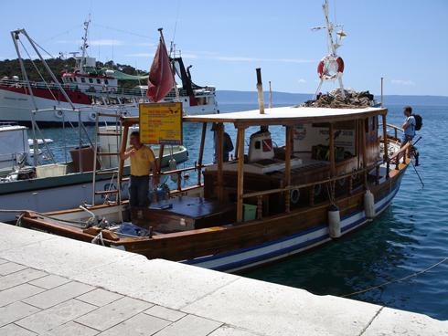 Oseava, Makarska Riviera, Vepric Osejava,Makarska,Kroatien