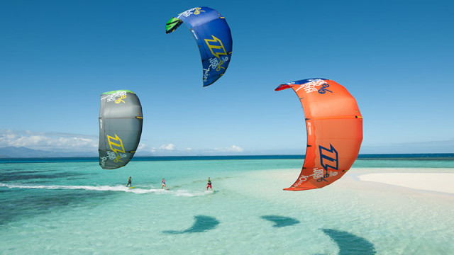 Kite Safari mit der SIMSIM DIVE, Kite Safari, SimSim Dive, Ägypten, Hurghada