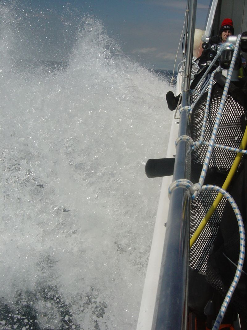 Rovinj, Rovinj,Kroatien,flaschen,seegang,schiff,boot,wellen