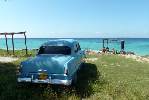 Playa Larga,Kuba
