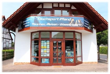 Tauchsport Iffland, Deutschland, Onlineshops
