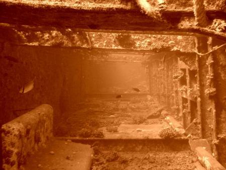 Wrack der Salem Express (Safaga),Ägypten