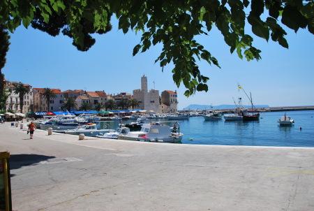 Riblji Restaurant Komiza,Insel Vis,Kroatien