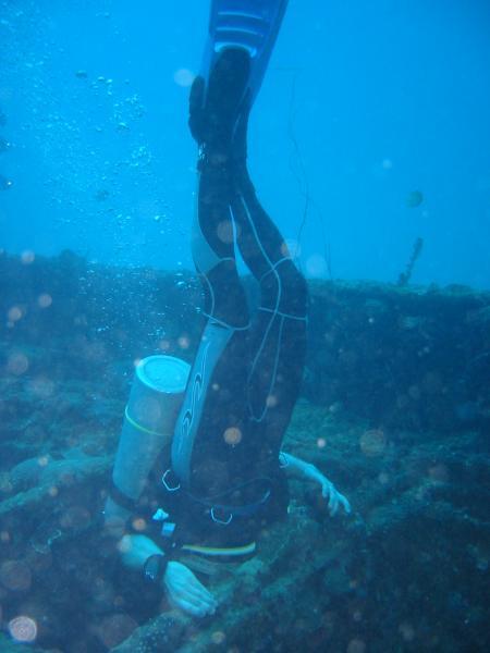MY Maribeth: Busuanga,Coron Bay,Wreck Tour,Philippinen