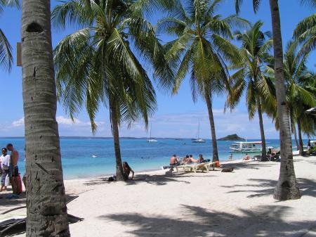 Sunsplash Resort,Malapascua (Cebu),Philippinen