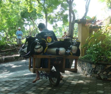 Blue Bubble Bali,Padang Bai - Bali,Bali,Indonesien